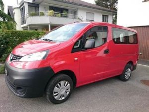 Nissan NV200 Campervan