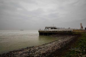 """Aussichtsplatform """"Alte Liebe"""" in Cuxhaven"""