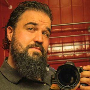 Bild des neuen Barts von rechts aufgenommen.