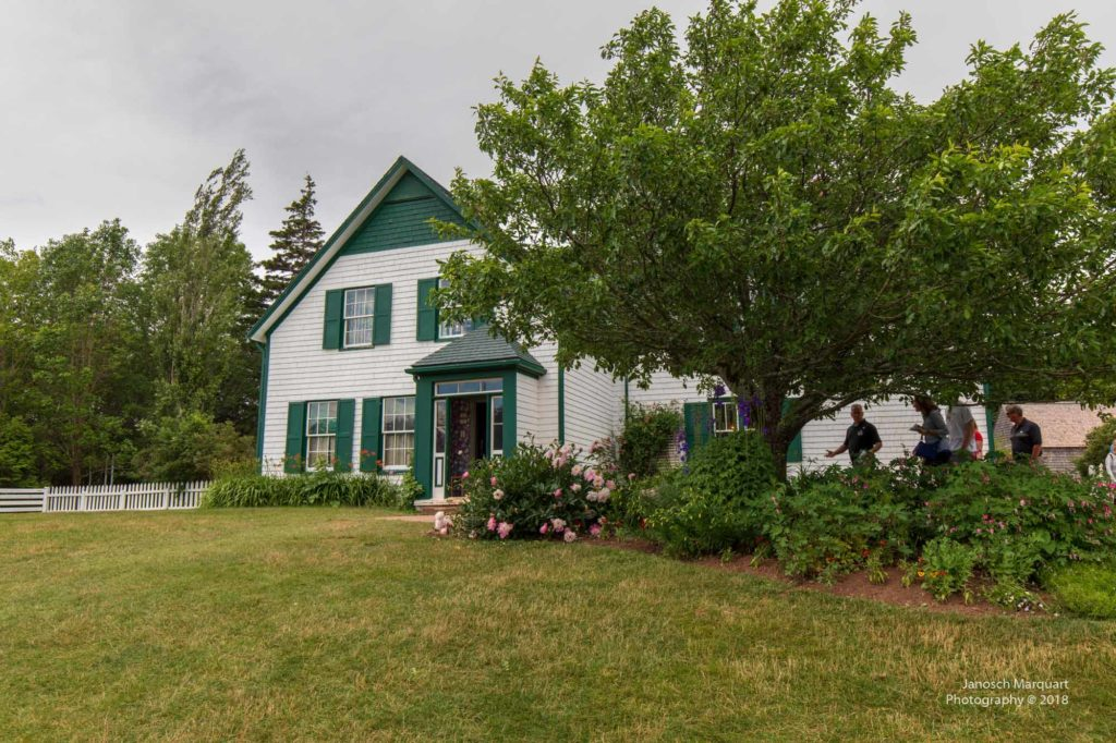 Foto von Green Gables House.