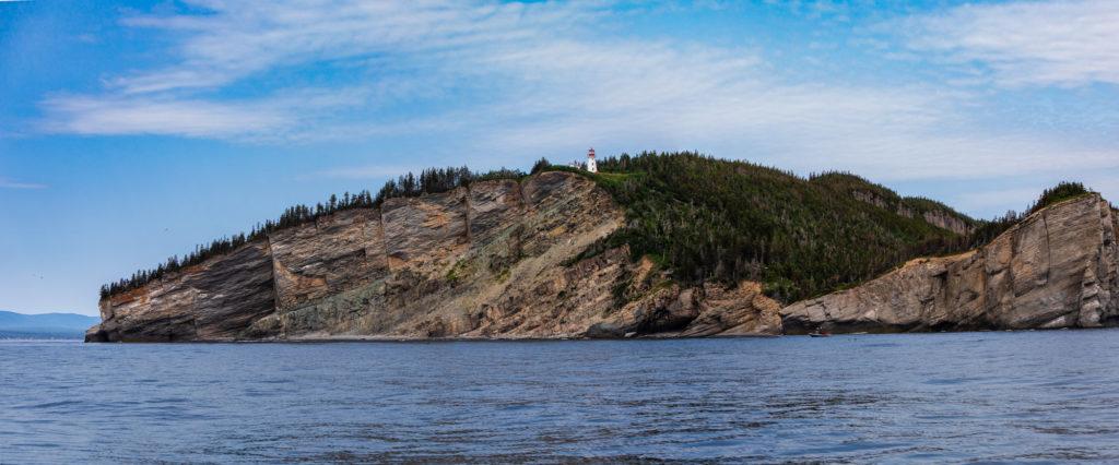 Foto des Leuchtturms auf dem Shiphead.