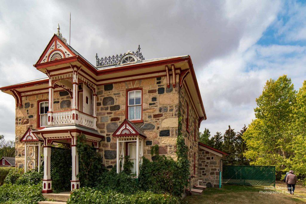 Motherwell Homestead Haus