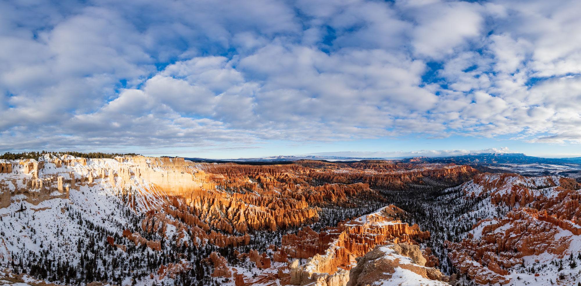 Blick über den Bryce Canyon Nationalpark
