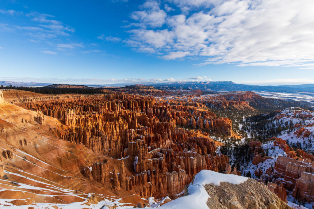 Blick in den Bryce Canyon